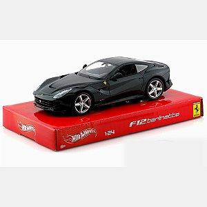 Ferrari F12 Berlinetta 1/24 Hot Wheels Bck03 Hotbck03
