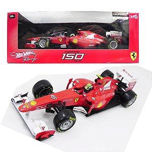 Ferrari 150° Italia F1 2011 Felipe Massa 1/18 Hot Wheels W1074 Hotw1074