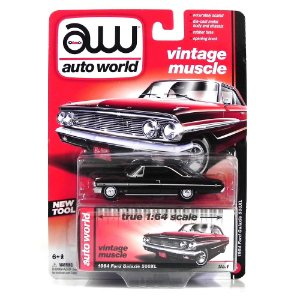1964 Ford Galaxie 500Xl 1/64 Auto World Aw64012