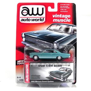 1966 Mercury Comet Cyclone 1/64 Auto World Aw64012