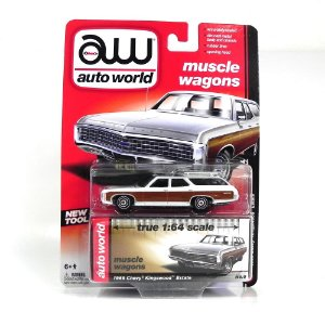 1969 Chevrolet Kingswood Estate 1/64 Auto World Aw64012