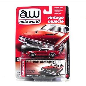 1973 Dodge Challenger Rallye 1/64 Auto World Aw64012