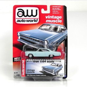1966 Mercury Comet Caliente 1/64 Auto World Aw64022