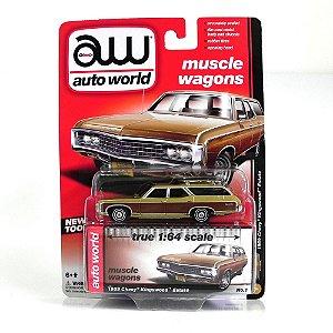 1969 Chevrolet Kingswood Estate 1/64 Auto World Aw64022