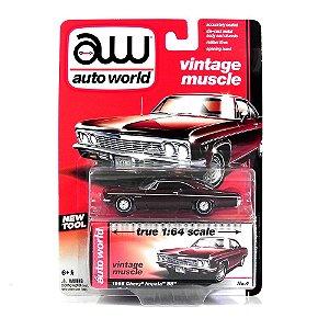 1966 Chevrolet Impala Ss 1/64 Auto World Aw64002