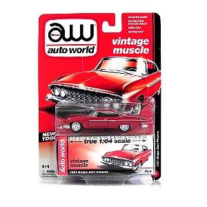 1961 Dodge Dart Phoenix 1/64 Auto World Aw64002