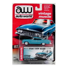 1961 DODGE DART PHOENIX 1/64 AUTO WORLD AW64002