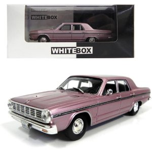 1966 Dodge Dart 1/43 Whitebox Wb033