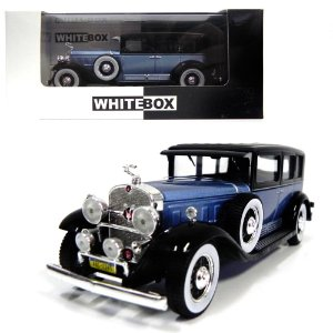 1930 CADILLAC V16 4-DOOR SEDAN 1/43 WHITEBOX WB028