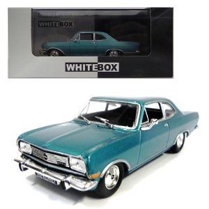 1965 OPEL REKORD B COUPE 1/43 WHITEBOX WB099