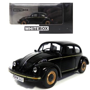 1983 VOLKSWAGEN KAFER FUSCA 1/43 WHITEBOX WB036