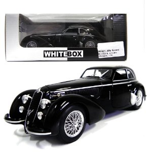 1938 ALFA ROMEO 8C 2900 B 1/24 WHITEBOX WB124020