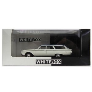 1960 FORD RANCH WAGON 1/43 WHITEBOX WB140