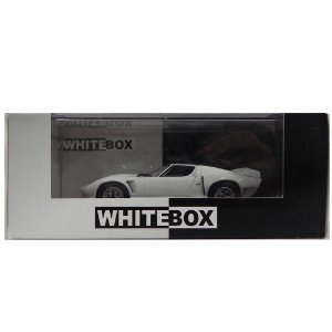 1981 LAMBORGHINI MIURA SVJ ROADSTER 1/43 WHITEBOX WB509