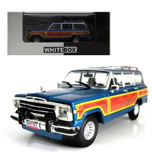 1989 JEEP WAGONEER 1/43 WHITEBOX WB162
