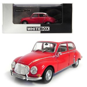 1957 DKW F94 3=6 1/43 WHITEBOX WB074