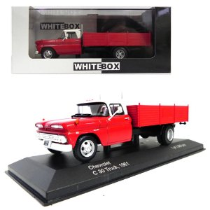 CAMINHÃO CHEVROLET C 30 TRUCK 1/43 WHITEBOX WB136