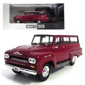1963 CHEVROLET AMAZONA 1/43 WHITEBOX WB109