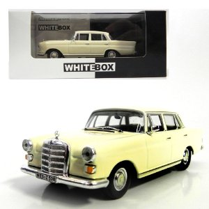 1965 MERCEDES-BENZ 200D W110 1/43 WHITEBOX WB046