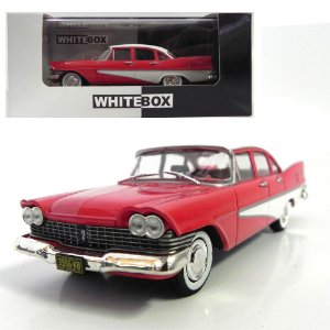 1959 PLYMOUTH SAVOY 1/43 WHITEBOX WB090