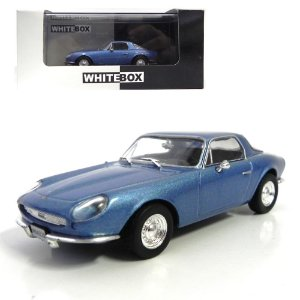 1964 DKW GT MALZONI 1/43 WHITEBOX WB095