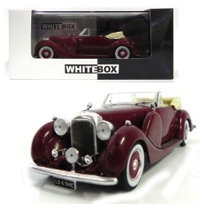 1938 LAGONDA LG 6 DHC 1/43 WHITEBOX WB113