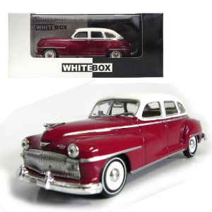 1946 DE SOTO 6 SUBURBAN 1/43 WHITEBOX WB098