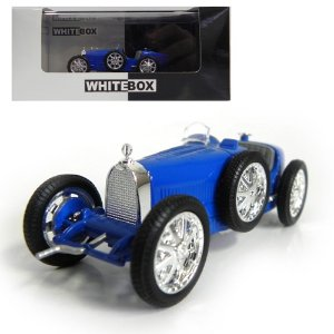 1924 BUGATTI T35B 1/43 WHITEBOX WB045