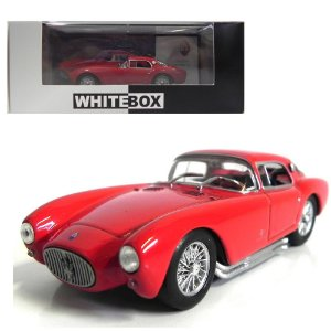 1953 MASERATI A6GCS BERLINETTA PININFARINA 1/43 WHITEBOX WBS036