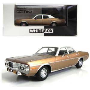 1973 DODGE CORONET 1/43 WHITEBOX WB124