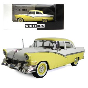1956 FORD FAIRLINE 1/43 WHITEBOX WB043