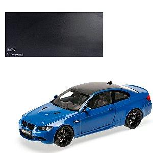 2012 BMW SERIES 3 M3 (E92) COUPÉ 1/18 KYOSHO 08734LBL