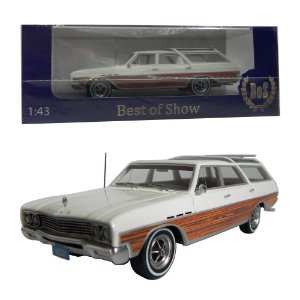 1965 BUICK SPORT WAGON 1/43 BEST OF SHOW 197846 BOS43361