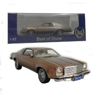 1974 CHEVROLET MALIBU 1/43 BEST OF SHOW 197957 BOS43390