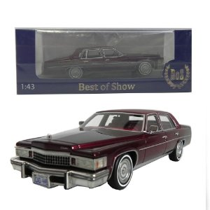 1978 CADILLAC FLEETWOOD BROUGHAM 1/43 BEST OF SHOW 197979 BOS43445