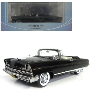 1959 LINCOLN PREMIERE CONVERTIBLE 1/43 NEO SCALE MODELS 185960 NEO46065