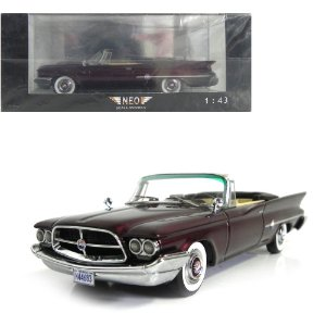 CHRYSLER 300/F CONVERTIBLE 1/43 NEO SCALE MODELS NEO44683