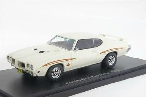 1970 PONTIAC GTO THE JUDGE 1/43 NEO SCALE MODELS NEO45985