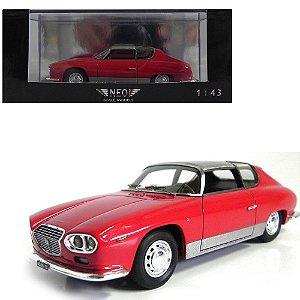1965 LANCIA FLAVIA SPORT ZAGATO 1/43 NEO SCALE MODELS 176765 NEO45165