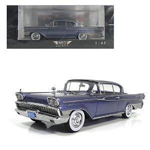 1959 Mercury Parklane Hardtop 1/43 Neo Scale Models Neo46050