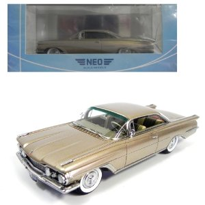 1959 OLDSMOBILE 98 NINETY-EIGHT HARDTOP 1/43 NEO SCALE MODELS 185937 NEO46036