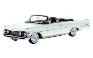 1959 Oldsmobile 98 Ninety-Eight Convertible 1/43 Neo Scale Models 185972 Neo46080
