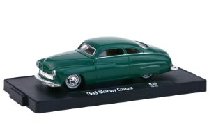 1949 MERCURY CUSTOM 1/64 M2 MACHINES 11228 RELEASE 36 AUTO-DRIVERS M2M11228-36H