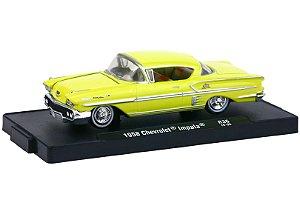 1958 Chevrolet Impala 1/64 M2 Machines 11228 Release 36 Auto-Drivers M2M11228-36H