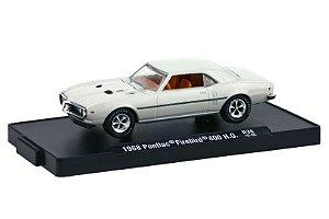 1968 Pontiac Firebird 400 H.O. 1/64 M2 Machines 11228 Release 36 Auto-Drivers M2M11228-36H