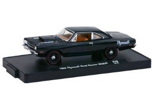 1968 Plymouth Road Runner Hemi 1/64 M2 Machines 11228 Release 36 Auto-Drivers M2M11228-36H