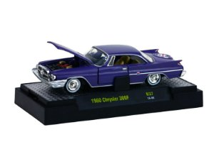 1960 Chrysler 300F 1/64 M2 Machines 32500 Release 37 Auto-Thentics M2M32500-37H
