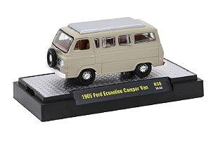 1965 FORD ECONOLINE CAMPER VAN 1/64 M2 MACHINES 32500 RELEASE 38 AUTO-THENTICS M2M32500-38