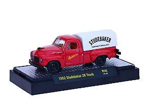 1952 Studebaker 2R Truck 1/64 M2 Machines 32500 Release 36 Auto-Trucks M2M32500-36H