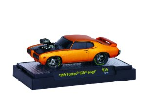 1969 Pontiac Gto Judge 1/64 M2 Machines 82161 Release 15 Ground Pounders M2M82161-15H